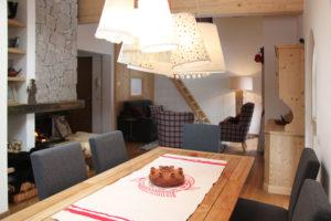 Case Di Montagna Interni : Chalet ortisei casa di montagna interior design interni